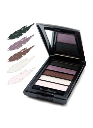Tca Studio Make Up Eyeshadow Palette 2 Vıolet Renkli